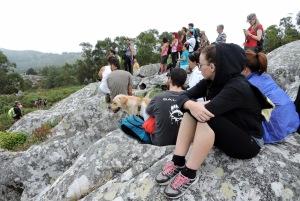 alto de Outeiro Batente-roteiro pola protección dos Montes do Hio