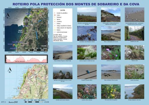 Roteiro pola protección dos montes de Sobareiro e da Cova