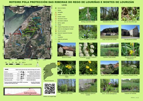 Rego de Louriñas e Montes de Lourizán 1