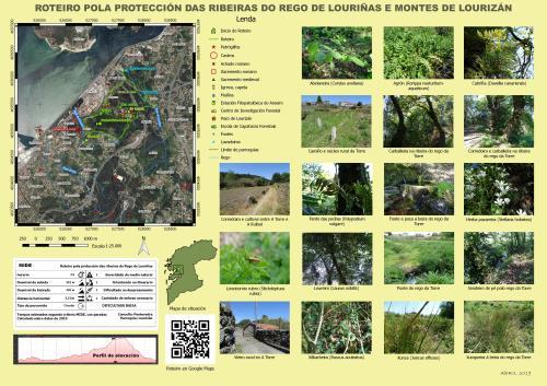 Rego de Louriñas e Montes de Lourizán 3