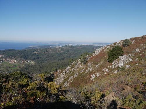 Mesa de Montes na Serra da Madalena