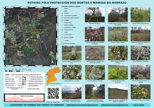 Montes e mámoas do Morrazo 3